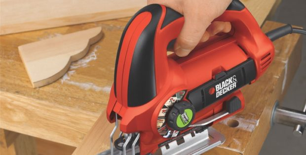 Black and Decker BDJES600C 5.0 Amp Power Jig Saw