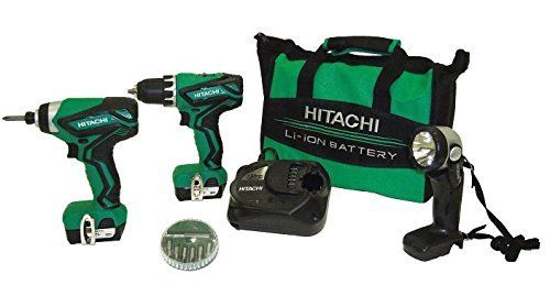 Hitachi KC10DFL2 Combo Kit Review