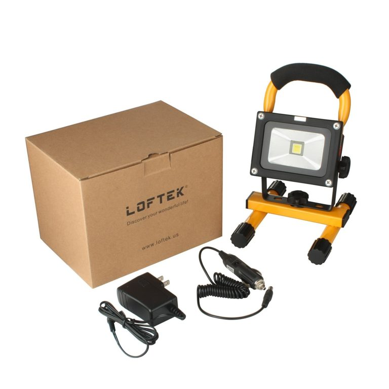 LED Loftek Portable Work Light